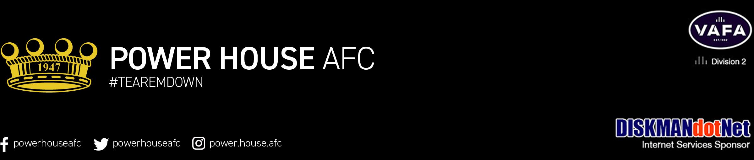 Power House Amateur Football Club Logo